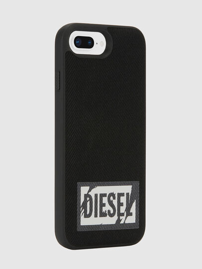 Diesel - BLACK DENIM IPHONE 8 PLUS/7 PLUS/6S PLUS/6 PLUS CASE,  - Fundas - Image 5