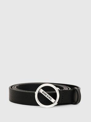 B-BOUND, Negro - Cinturones