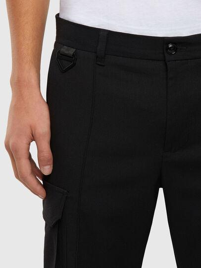 Diesel - P-SONG, Negro - Pantalones - Image 3