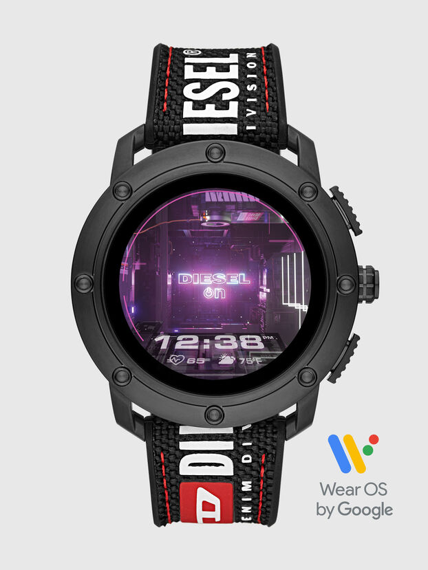 DT2022, Negro - Smartwatches