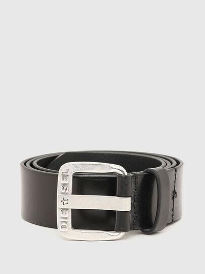 Diesel - B-STAR, Negro - Cinturones - Image 1