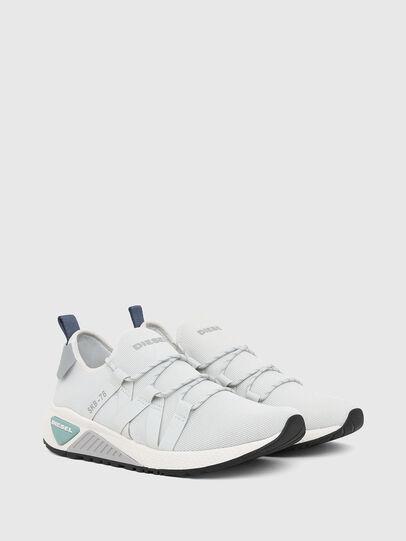 Diesel - S-KB WEB LACE, Celeste - Sneakers - Image 2