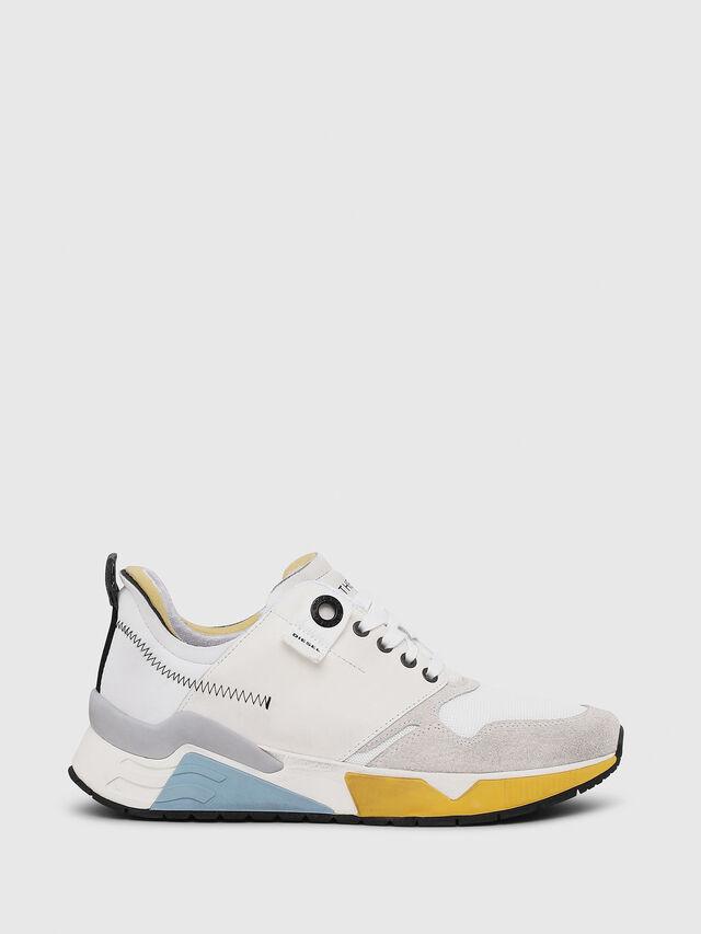 Diesel - S-BRENTHA LC, Blanco - Sneakers - Image 1