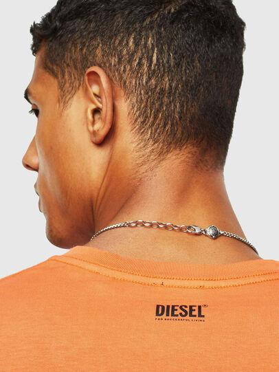 Diesel - T-THEA, Naranja - Camisetas - Image 4