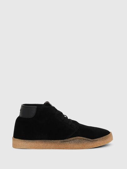 Diesel - H-CLEVER PAR DESERT, Negro - Sneakers - Image 1