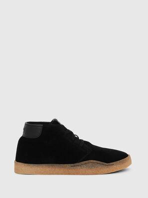 H-CLEVER PAR DESERT, Negro - Sneakers