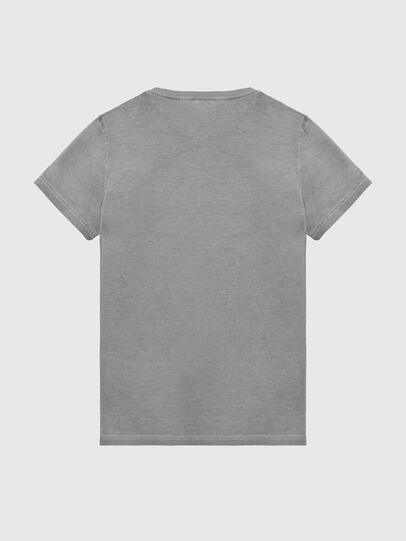 Diesel - T-SILY-WX, Gris oscuro - Camisetas - Image 2