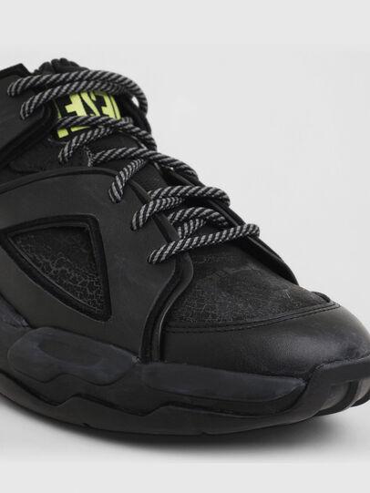 Diesel - S-KIPPER SP, Negro - Sneakers - Image 6