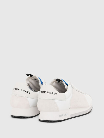 Diesel - S-PYAVE LC, Blanco - Sneakers - Image 3
