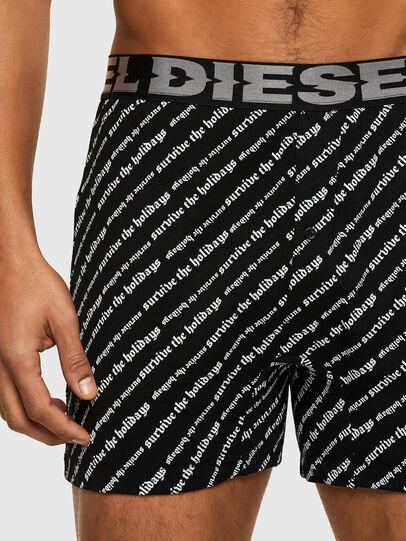 Diesel - UMLB-NUJI, Negro - Pantalones - Image 3
