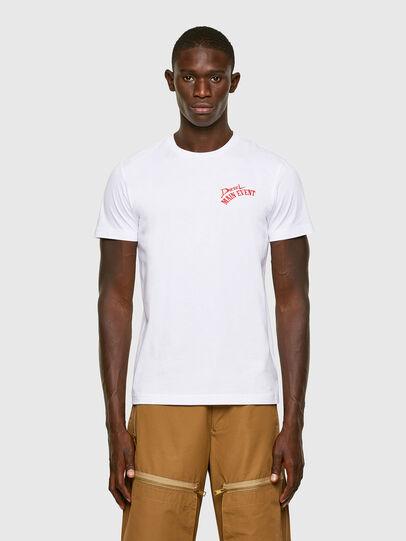 Diesel - T-DIEGOS-K15, Blanco - Camisetas - Image 1