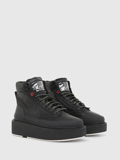 Diesel - H-SCIROCCO AB, Negro - Sneakers - Image 2
