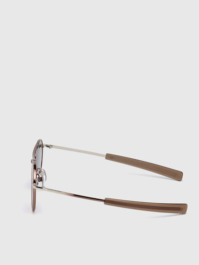 Diesel - DL0220, Bronce - Gafas de sol - Image 3