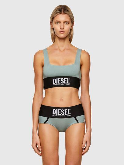 Diesel - UFSB-LOUISA, Verde Agua - Sujetadores - Image 4