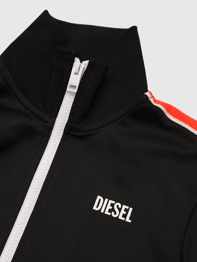 Diesel - SCORTESS, Negro/Rojo - Sudaderas - Image 3