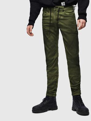 Thommer JoggJeans 069MM, Verde - Vaqueros