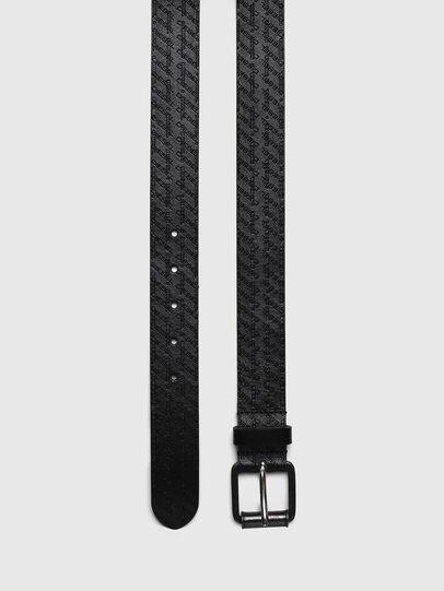 Diesel - B-ZENO, Negro - Cinturones - Image 3