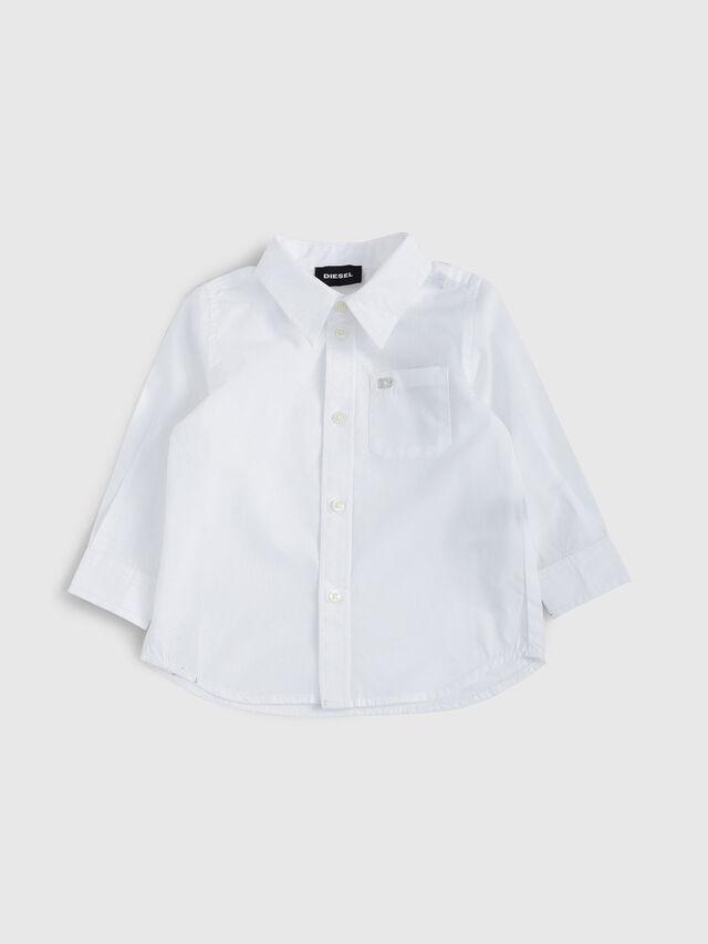 Diesel - CINDYB, Blanco - Camisas - Image 1