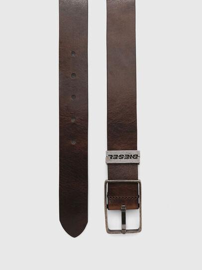 Diesel - B-MID, Marrón - Cinturones - Image 3