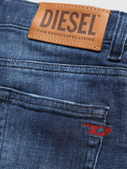 Diesel - D-STRUKT-J, Azul medio - Vaqueros - Image 3