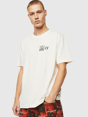 T-JUST-VINT, Blanco - Camisetas