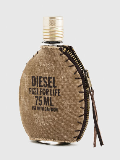 Diesel - FUEL FOR LIFE MAN 75ML, Marrón - Fuel For Life - Image 3