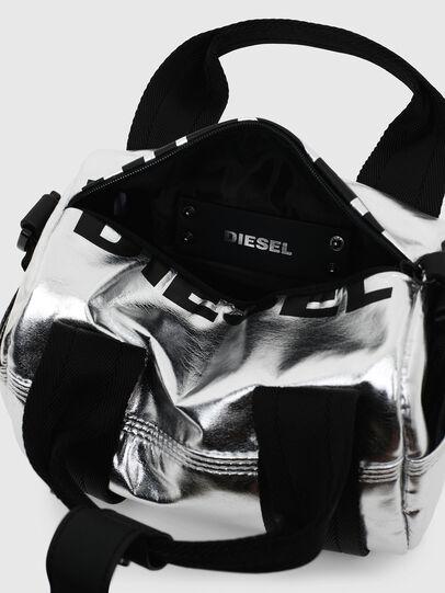 Diesel - F-BOLD MINI, Plata - Maletines y Bolsos De Mano - Image 6