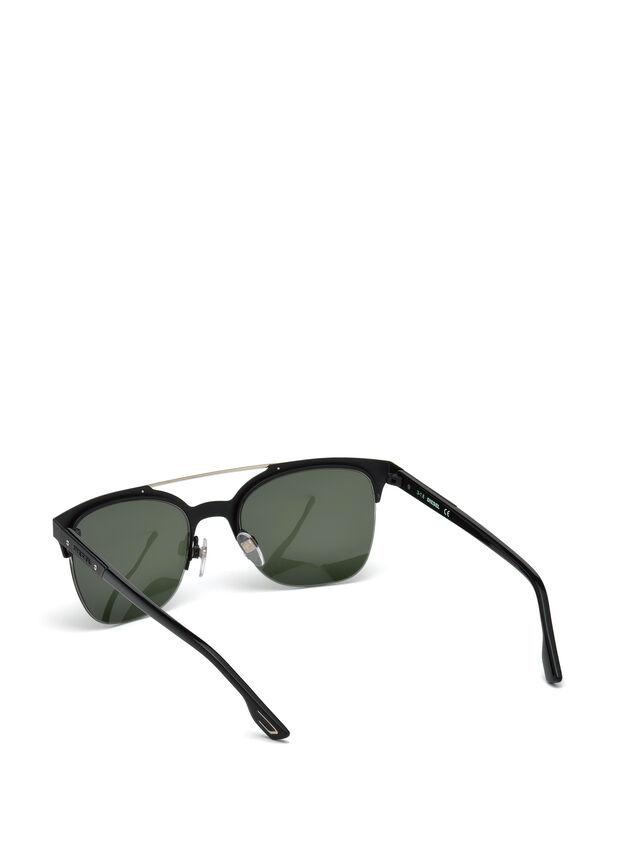 Diesel - DL0215, Negro - Gafas de sol - Image 2