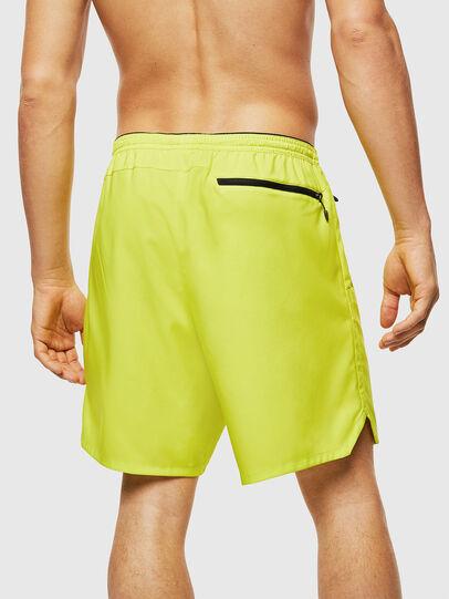 Diesel - BMBX-TUNA, Verde Fluo - Bañadores boxers - Image 2