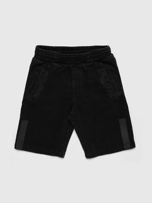 PBIRX, Negro - Shorts