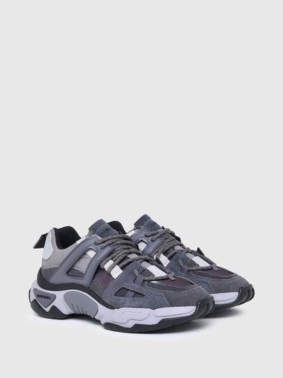 Diesel - S-KIPPER LOW TREK II, Gris - Sneakers - Image 2