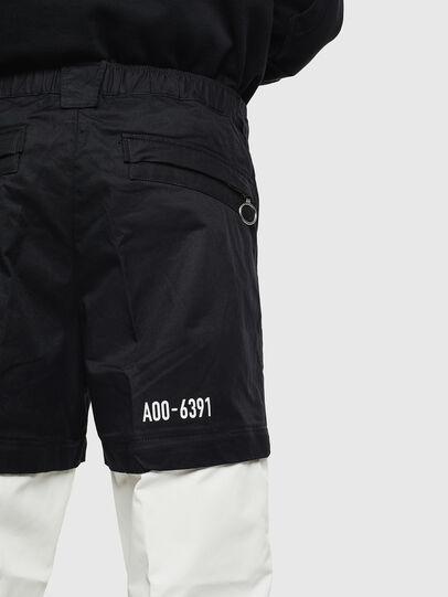 Diesel - P-MELTY, Negro/Blanco - Pantalones - Image 6
