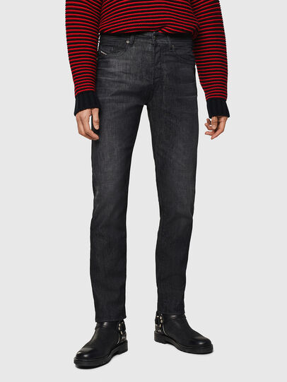 Diesel - Buster 082AT, Negro/Gris oscuro - Vaqueros - Image 1
