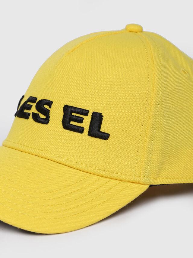 Diesel - CIDIES, Amarillo - Gorros, sombreros y guantes - Image 2