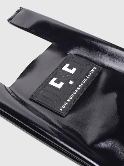 Diesel - GAR BAG XS, Negro - Bolsos Shopper y Al Hombro - Image 4