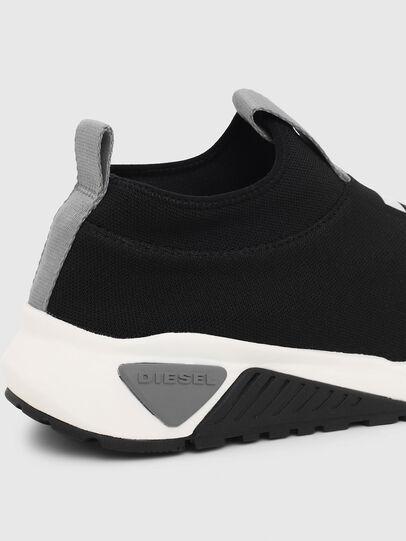 Diesel - S-KB SL II, Negro/Gris - Sneakers - Image 4