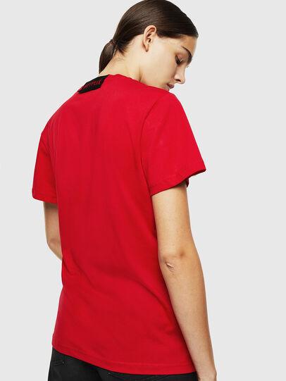 Diesel - LCP-T-DIEGO-RIO, Rojo - Camisetas - Image 4