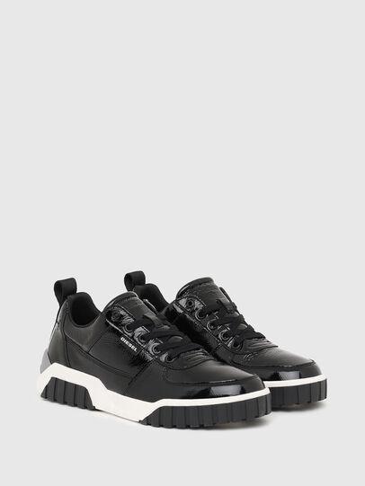 Diesel - S-RUA LOW W, Negro - Sneakers - Image 2