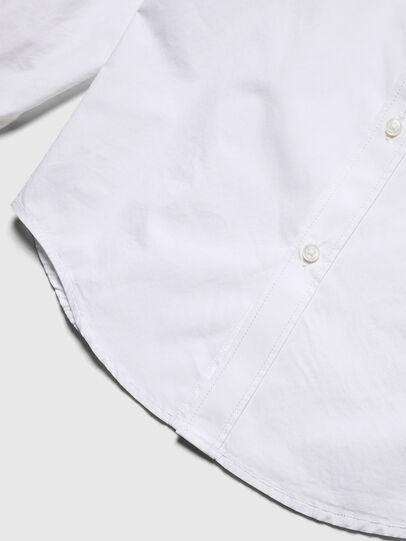 Diesel - CSBILL, Blanco - Camisas - Image 3