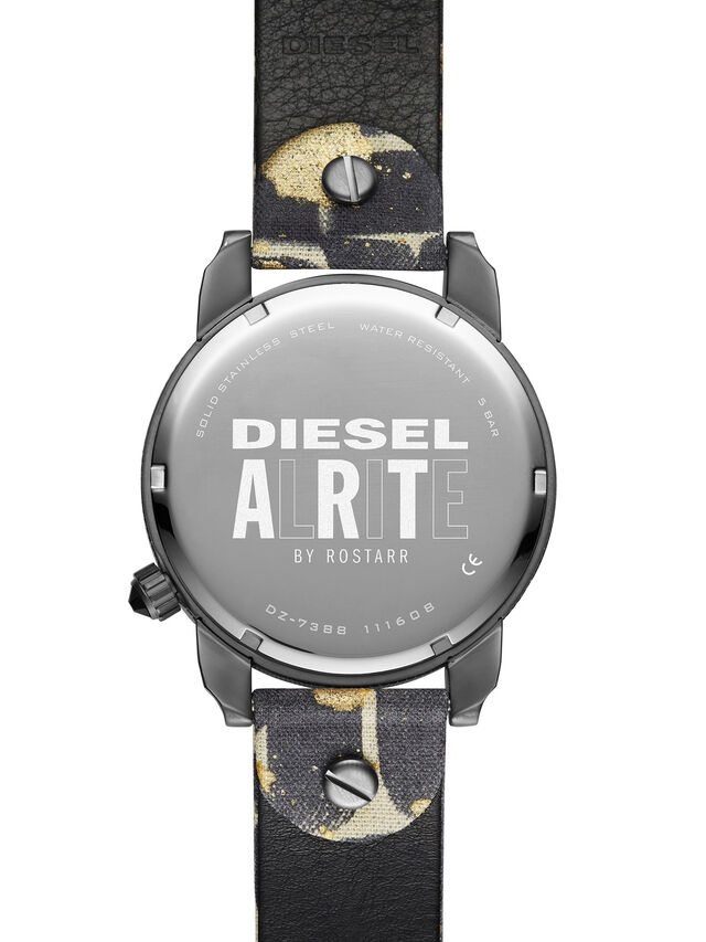 Diesel - DZ7388, Black Jeans - Relojes - Image 2