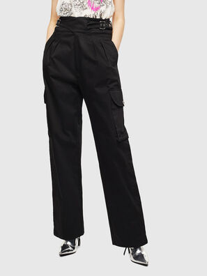 P-CHIKU, Negro - Pantalones