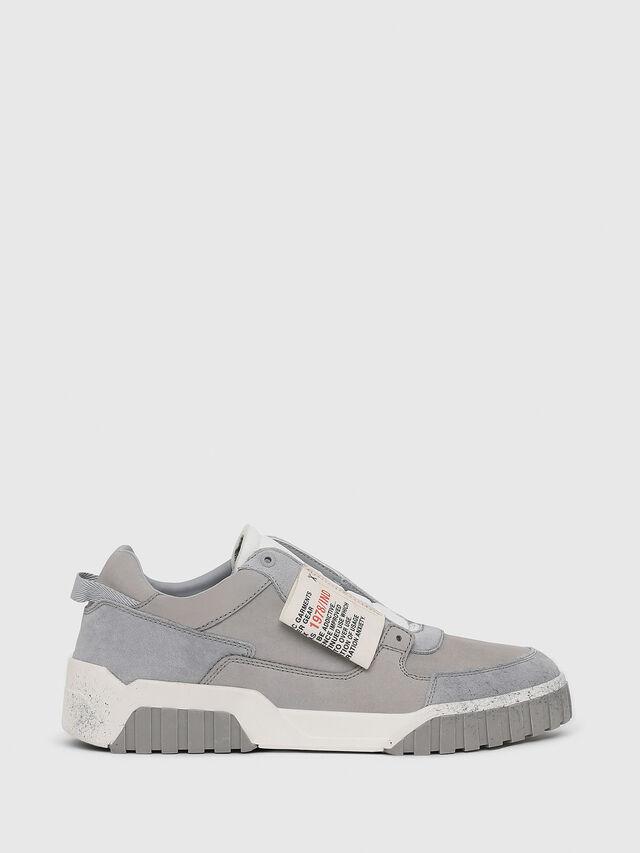 Diesel - S-LE RUA ON, Gris - Sneakers - Image 1