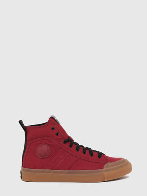 S-ASTICO MID LACE, Rojo - Sneakers