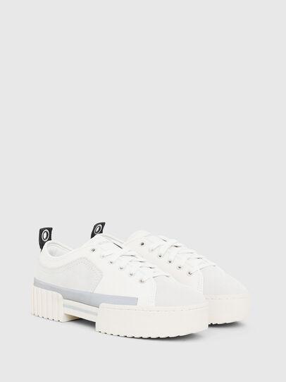 Diesel - S-MERLEY LOW, Blanco - Sneakers - Image 2