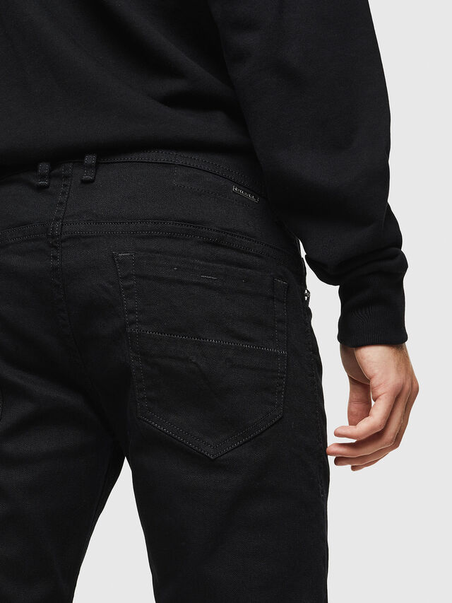 Thommer 0688H, Negro/Gris oscuro