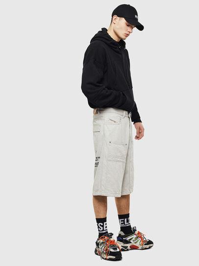 Diesel - D-RON, Blanco - Shorts - Image 7