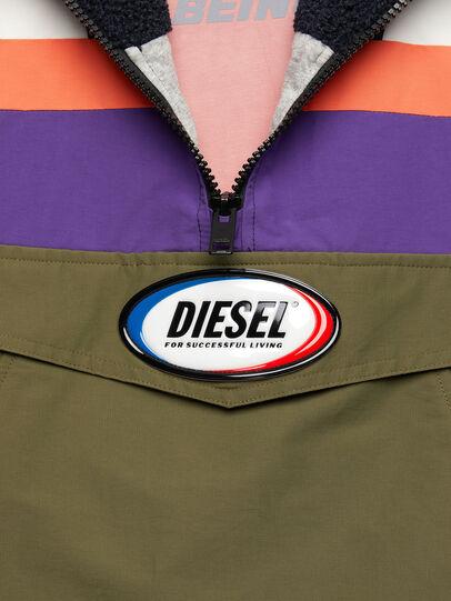 Diesel - J-SHAUN, Morado/Verde - Chaquetas - Image 5