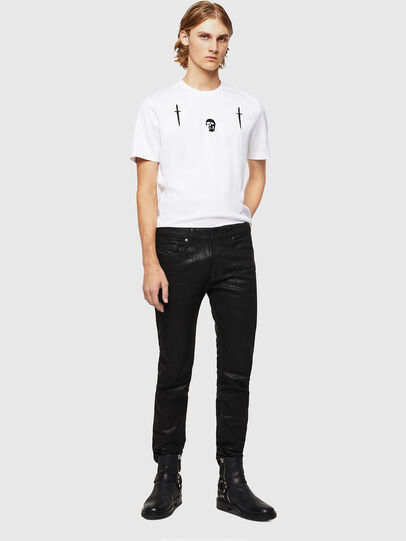 Diesel - TY-X2, Blanco - Camisetas - Image 5