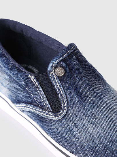 Diesel - SLIP ON 21 DENIM CH,  - Calzado - Image 4
