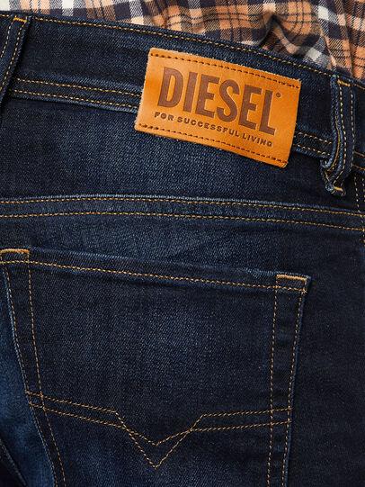 Diesel - Sleenker 009EY, Azul Oscuro - Vaqueros - Image 4